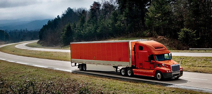 Schneider National's initial public offering has netted the company $550 million.