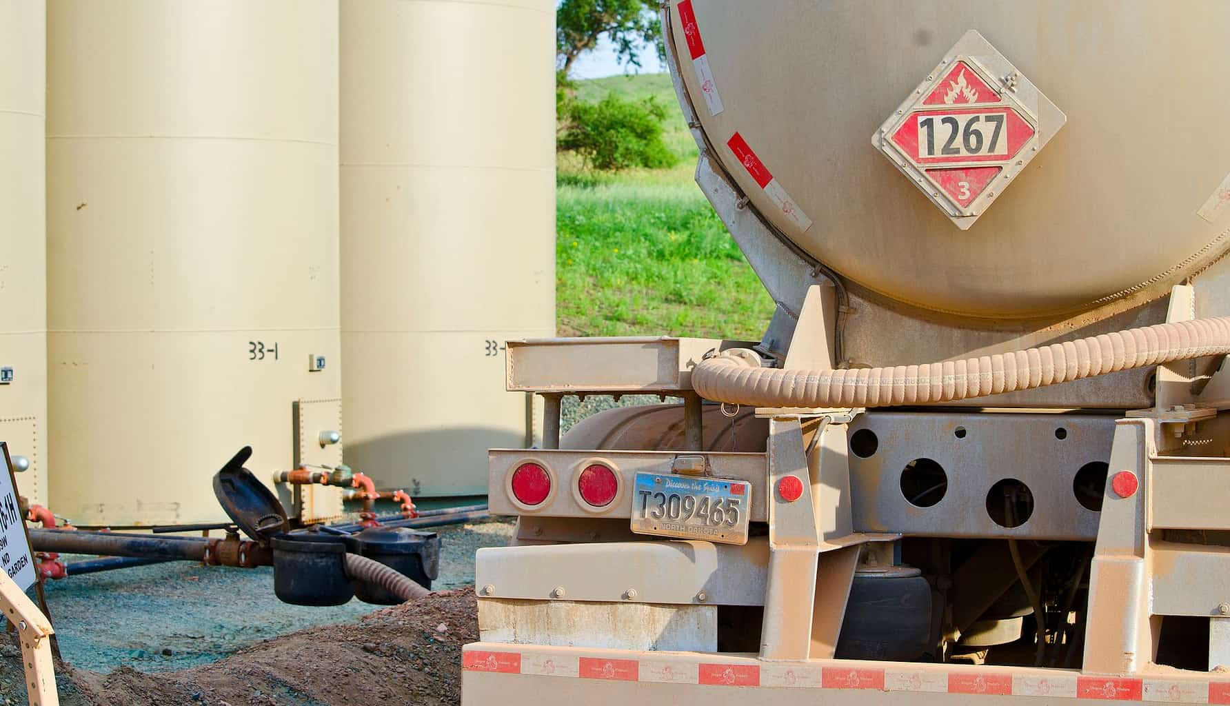 Photo of U.S. oil boom driving a surge in trucking