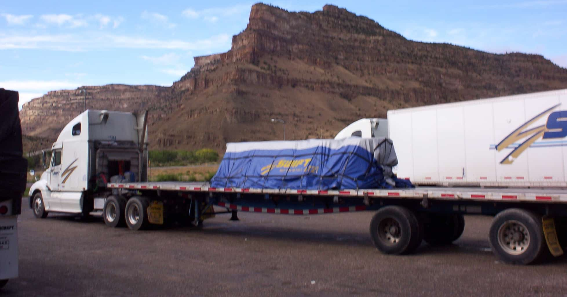 Flatbeds benefiting from growing economy - FreightWaves