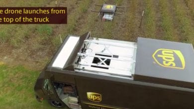 Photo of UPS tests delivery drone