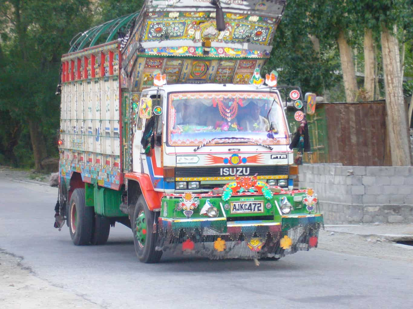 Photo of Today's Pickup: The colorful trucks of Pakistan