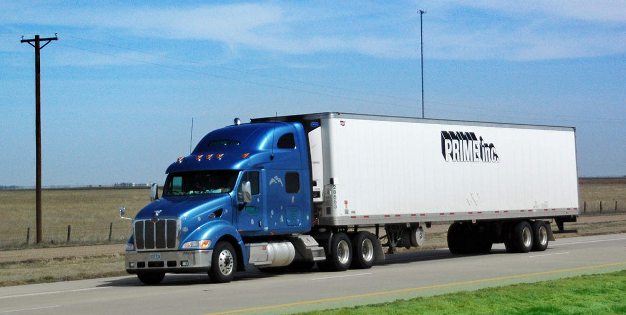 Photo of New Prime given exemption from CDL rules