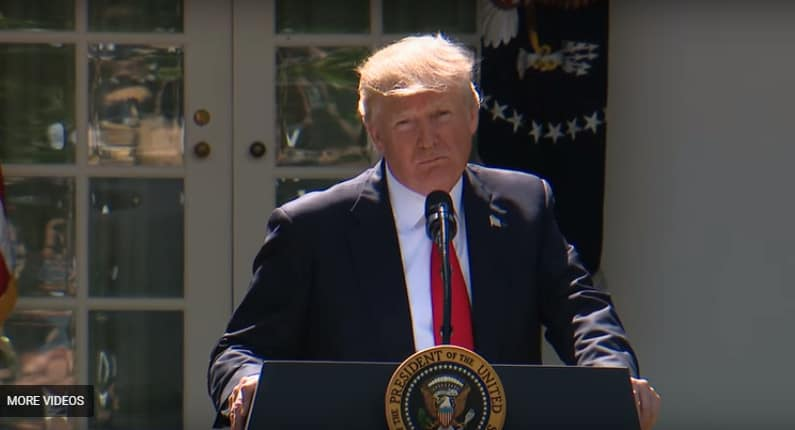 On June 1, President Donald Trump announced the U.S. will leave the Paris Climate Accord.