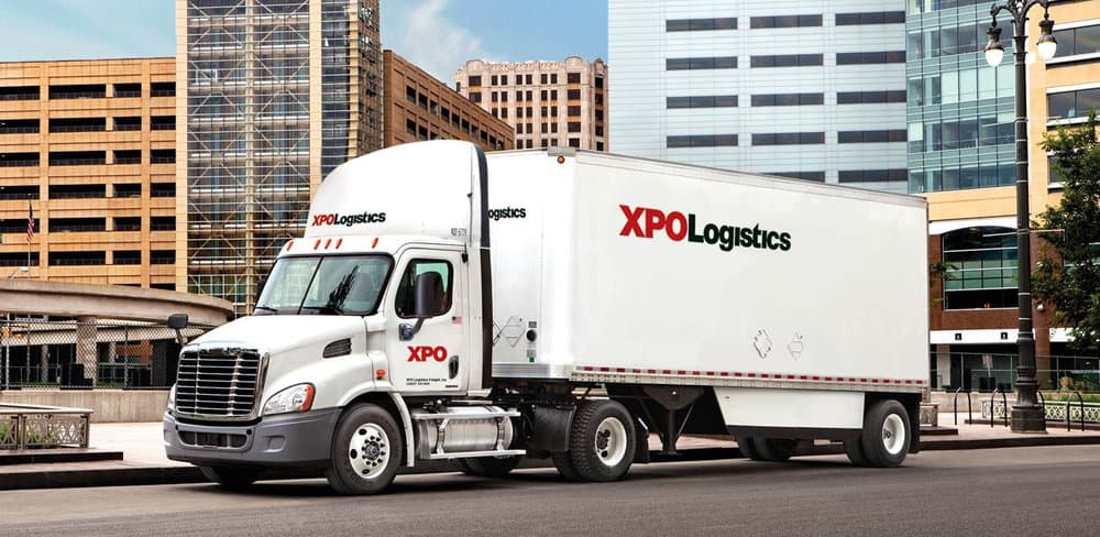 Already the second-largest transportation and logistics provider in the world, XPO Logistics is on the hunt for more companies to bring into its portfolio.
