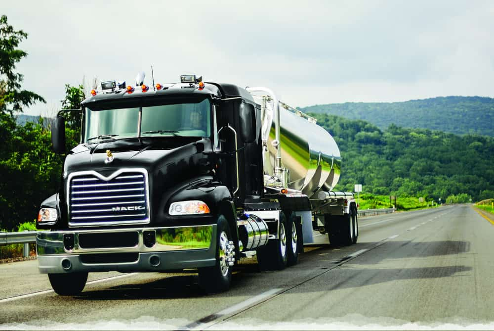Applications where trucks run at less than 60,000 pounds some of the time or that frequently leave loaded and return at lighter weights should consider 6x2 axle configurations.