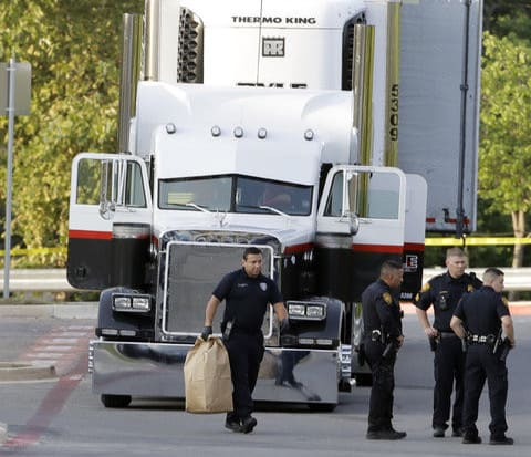 Photo of Custom truck shop mistakenly caught up in human smuggling case