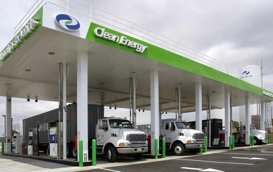 Photo of Green trucking moves forward through greater corporate responsibility