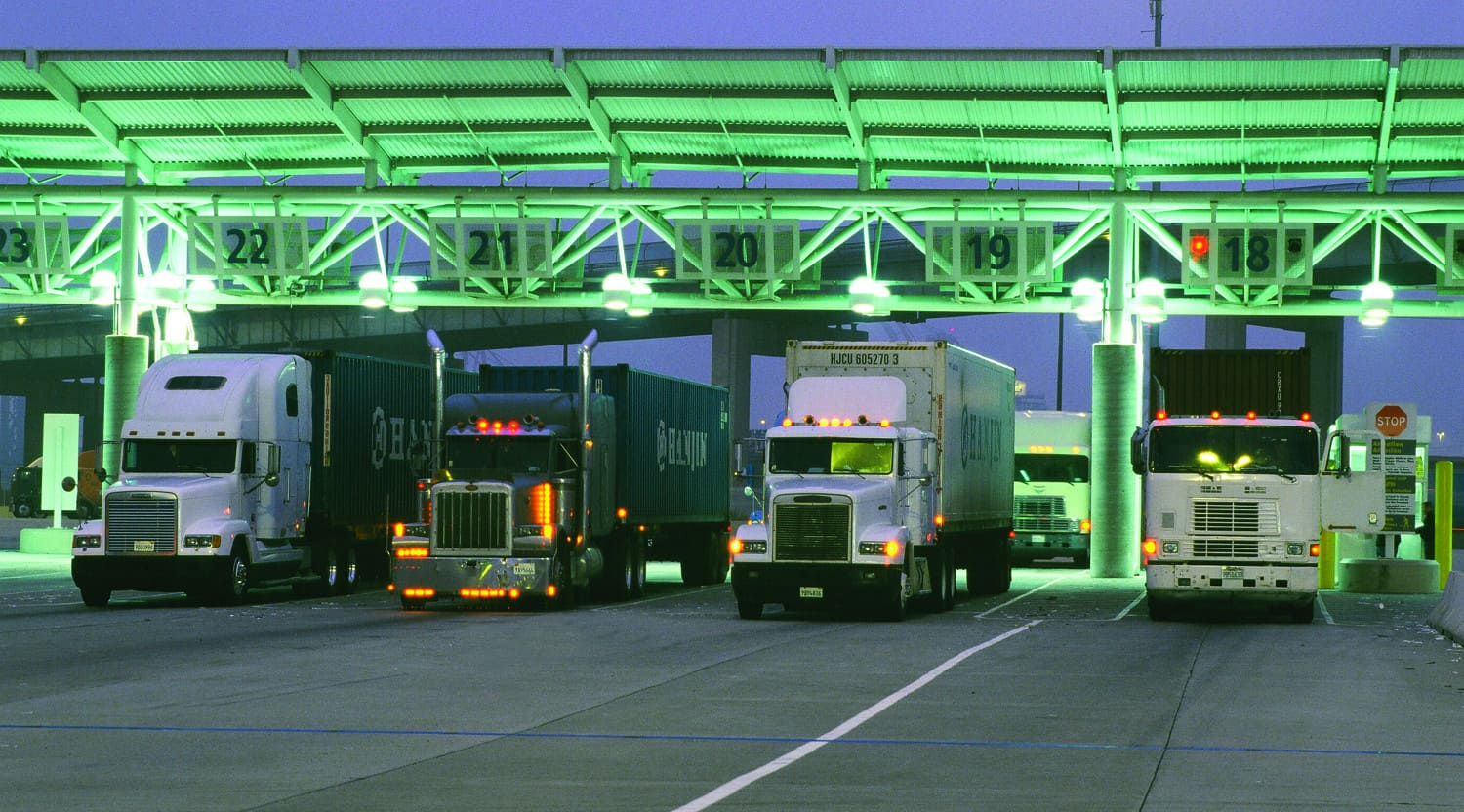 Photo of Senators demand retailers crack down on port trucking operations
