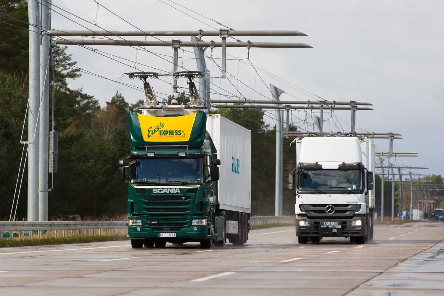 Photo of Today's Pickup: Siemens to electrify the autobahn