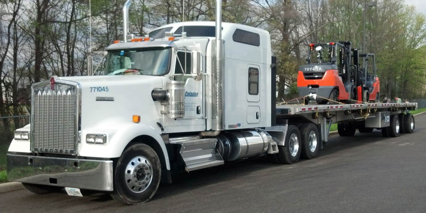 Photo of Today's Pickup: Celadon sells flatbed division to PS Logistics