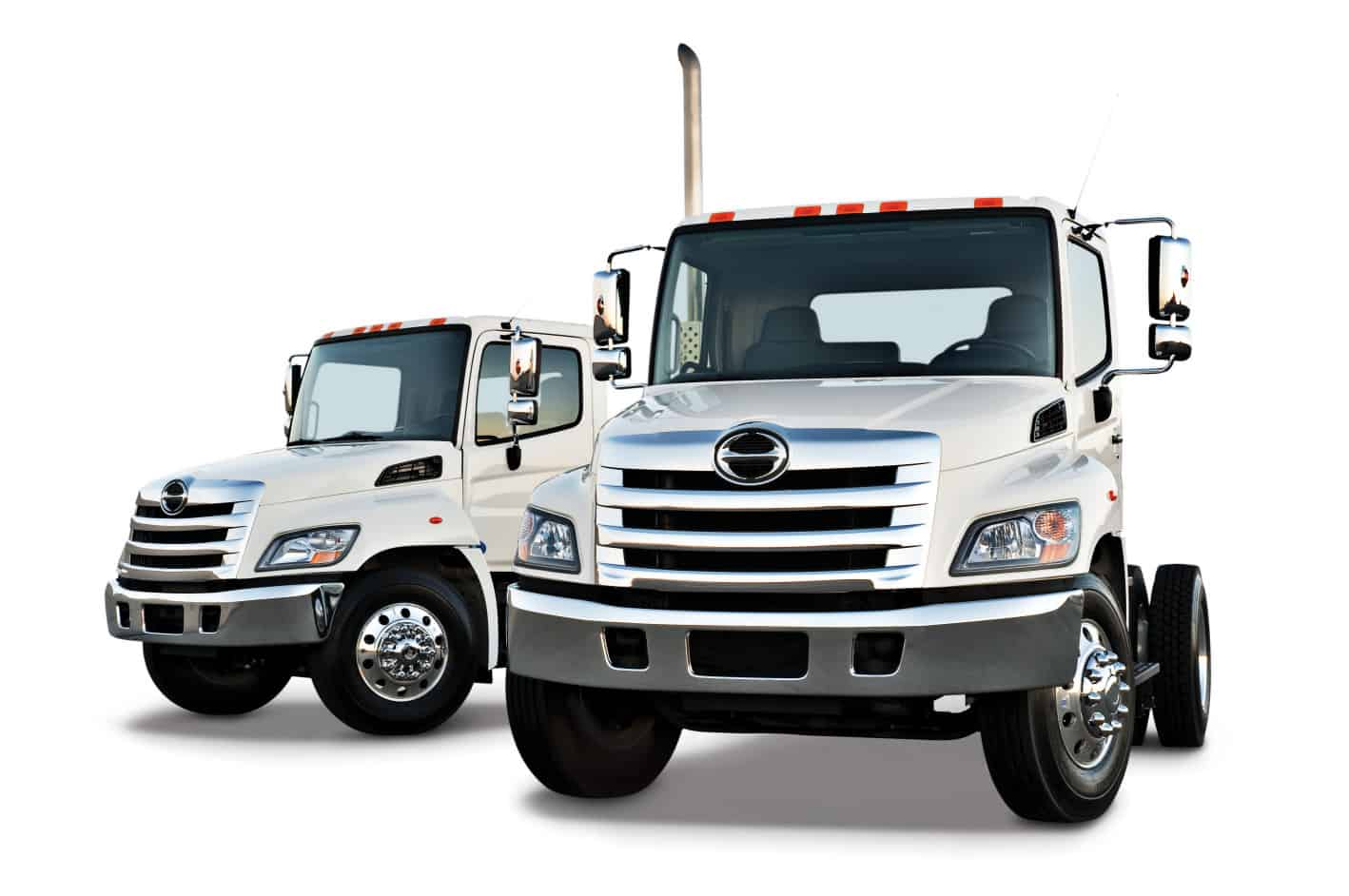 Photo of Today's Pickup: Hino to build Class 8 truck