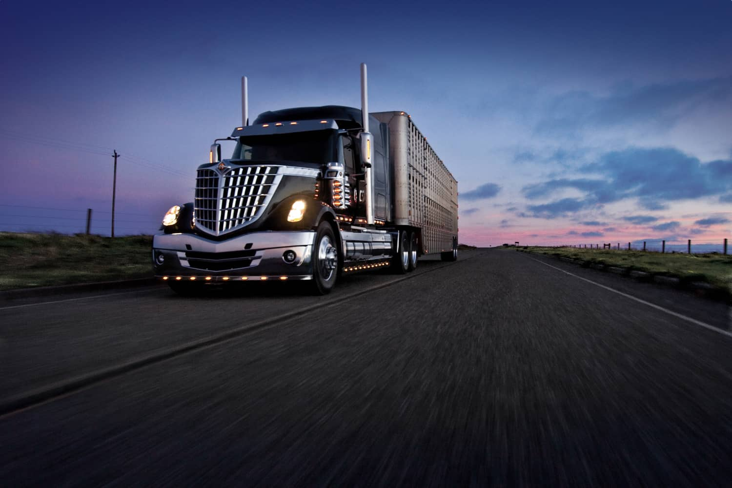 Photo of Today's Pickup: International adds driver-centric features to LoneStar