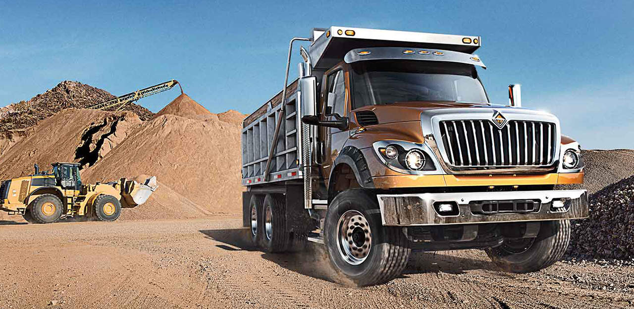Photo of Navistar introduces new vocational HV Series trucks