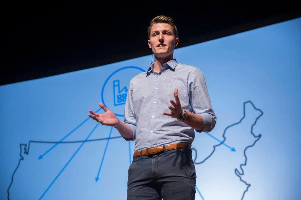 Stord founder and CEO Sean Henry