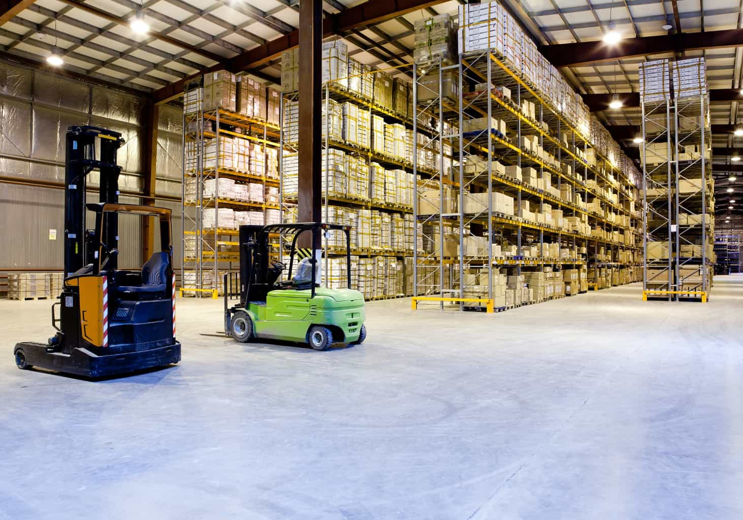 Photo of Stord offers flexible warehousing options
