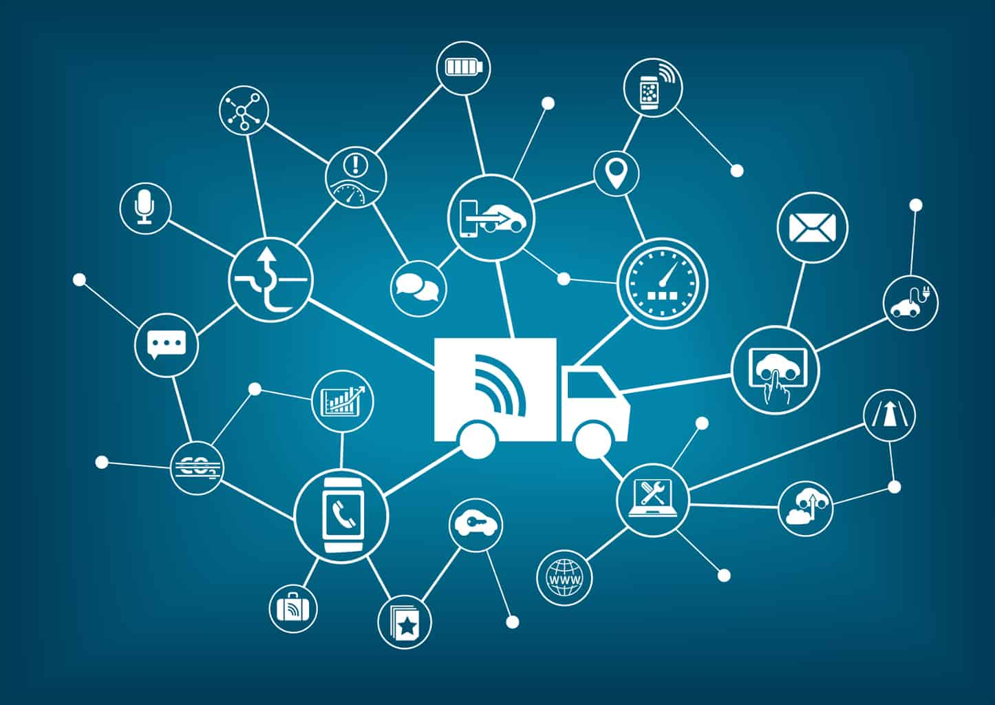 Photo of Today's Pickup: Measuring digitization's effect on trucking