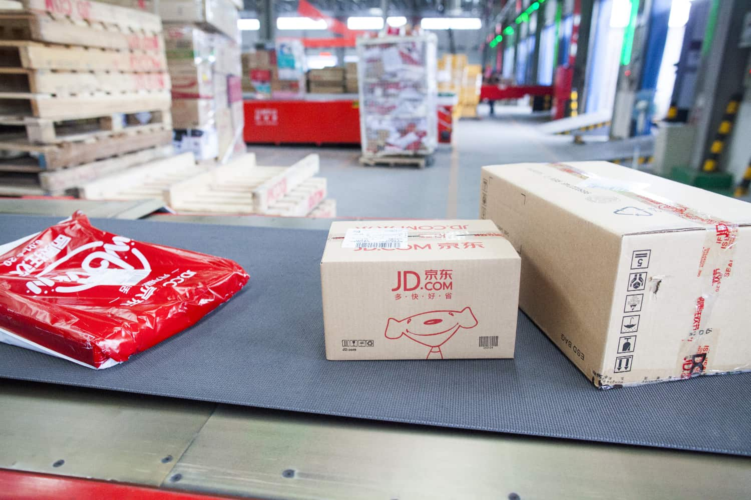 Photo of Today's Pickup: In China, parcel delivery firms waging price war