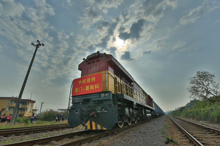 China's One Belt One Road initiative could alter global supply chains.
