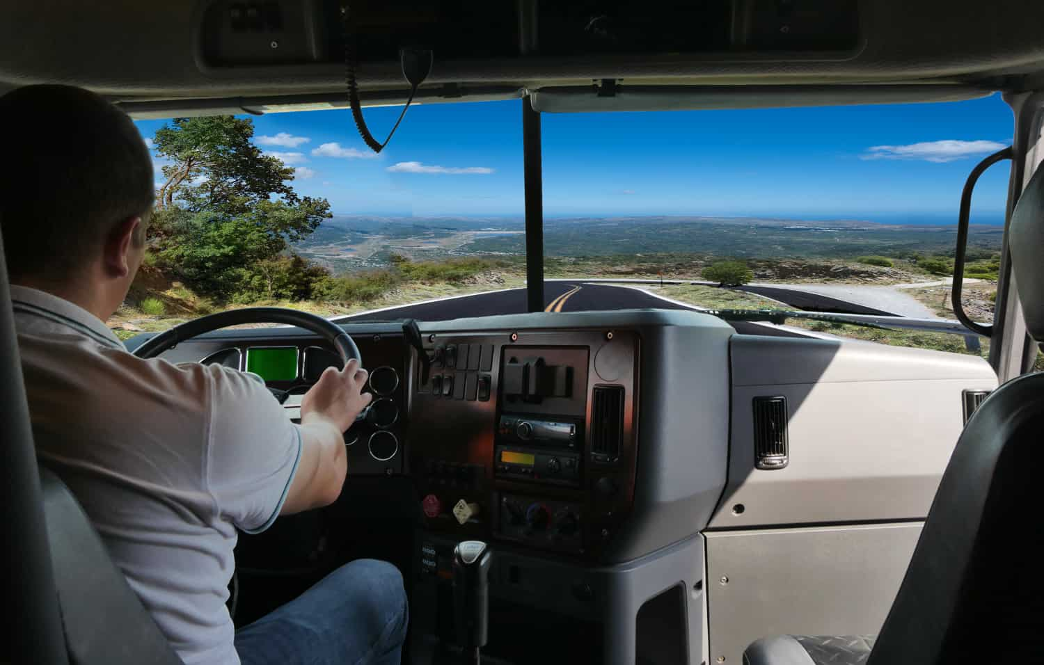 Photo of Road Hunter is looking to make life easier for the trucker