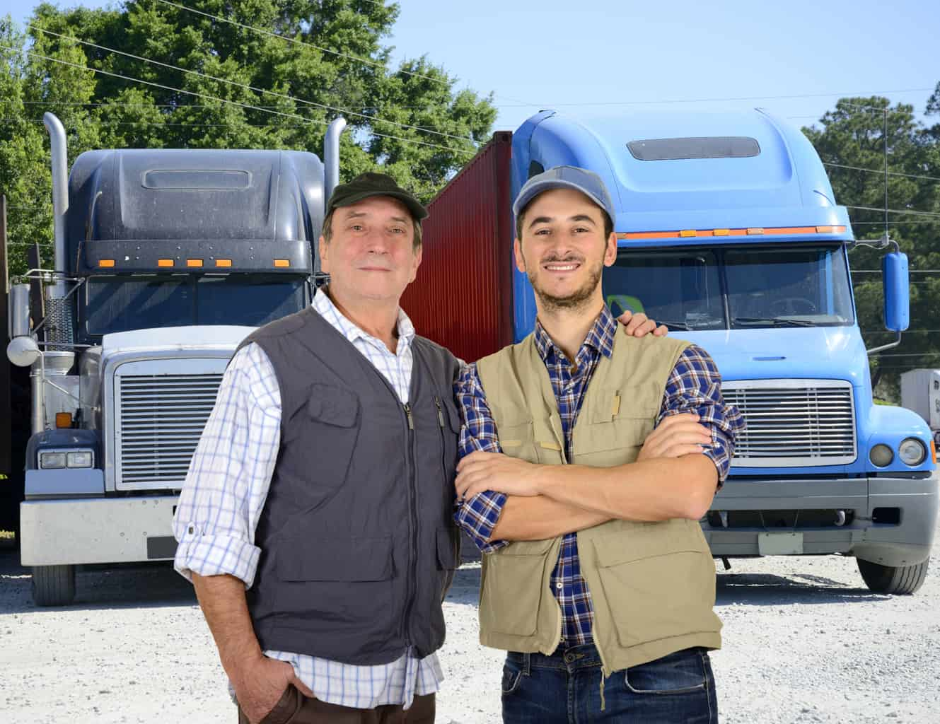 Photo of Trucker District looks to build a community of drivers