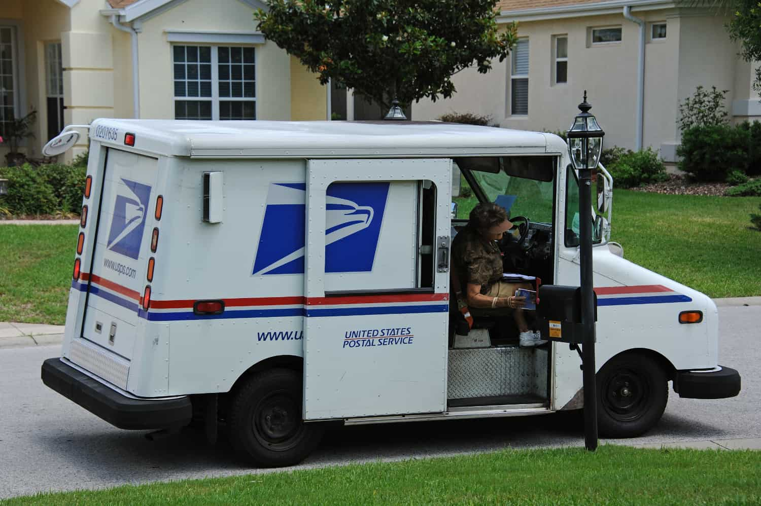 USPS fails to deliver, cited for late mail delivery