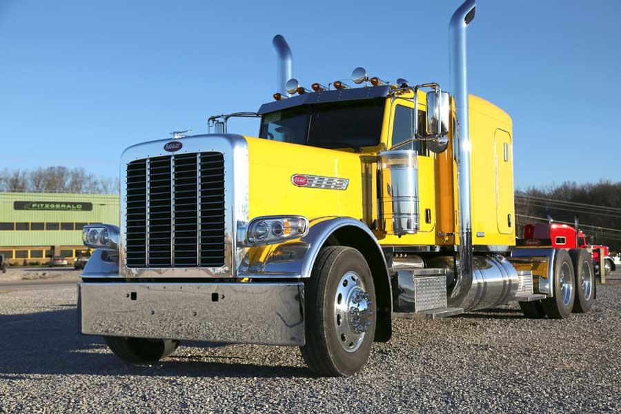 Fitzgerald Glider Kits has been producing glider trucks since 1989.  (Photo: Shutterstock)