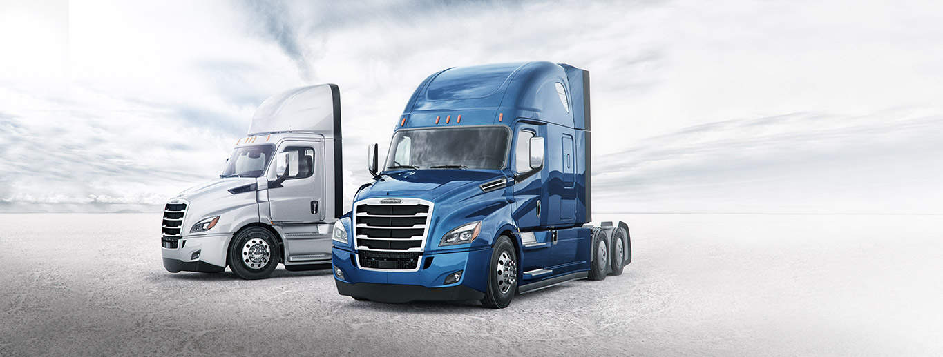 Freightliner Wabco Lytx And Zonar Among Those Showing New