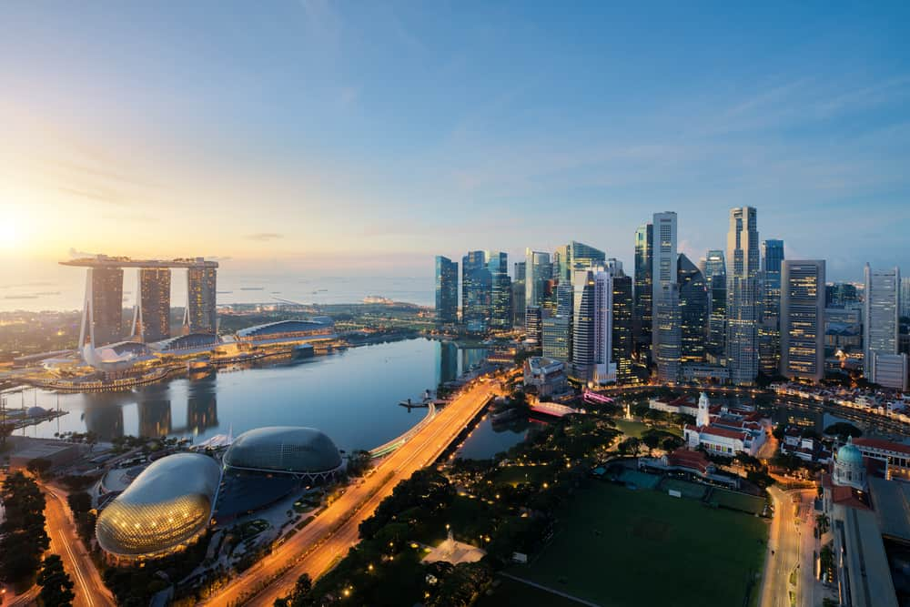 Photo of Singapore is where you can find the future of transportation