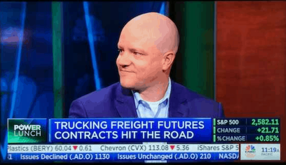 Photo of Trucking freight futures developer raises $3.4 million from Bill Ford's venture arm and other tech investors