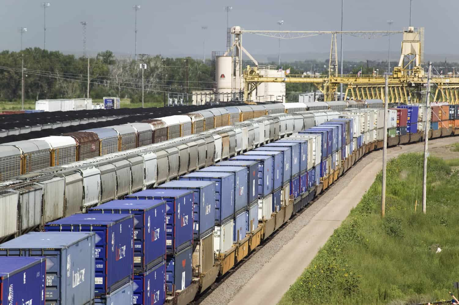 Photo of Assessing the state of rail freight