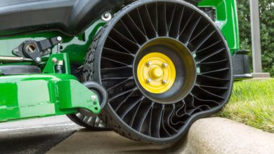 Photo of Electric and fuel-cell carmakers dream of an airless tire