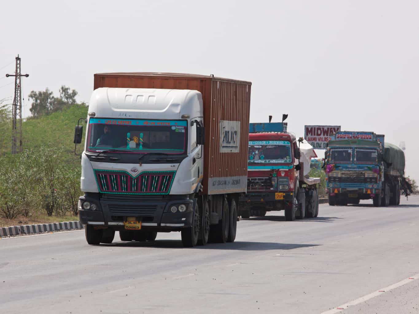 Photo of The story of freight hauling on Indian roads