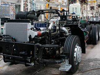 Photo of Alkane Truck Co. inks deal for Class 6 electric powertrain