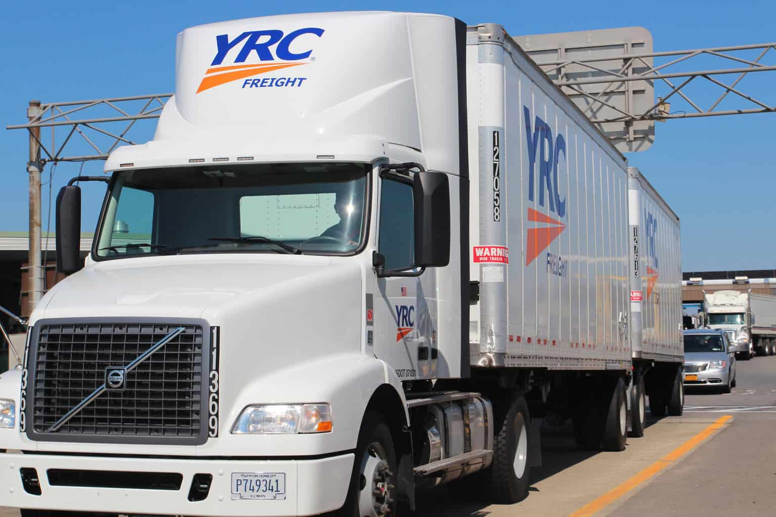Photo of Today's Pickup: YRC Worldwide CEO James Welch to retire