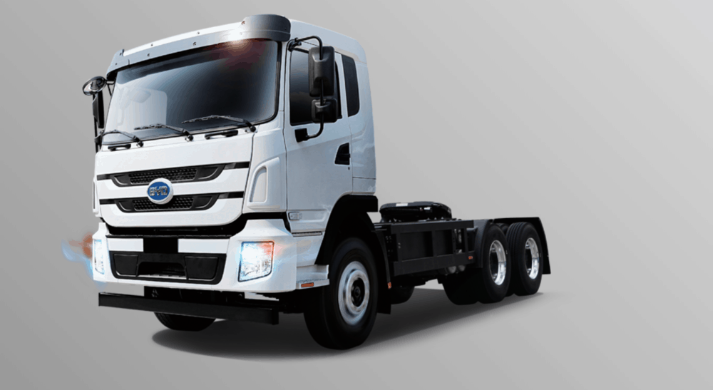 Chinese automaker BYD
