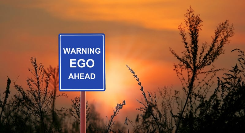 Photo of The most expensive thing is an ego