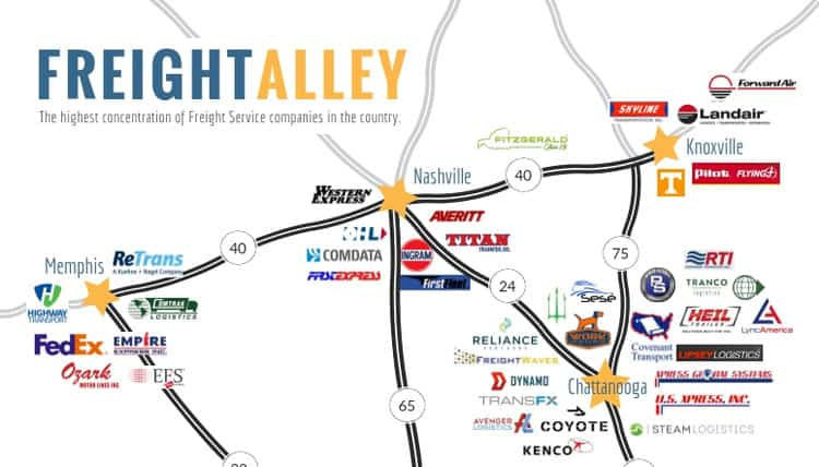 Photo of To stay ahead, Freight Alley needs more research and development