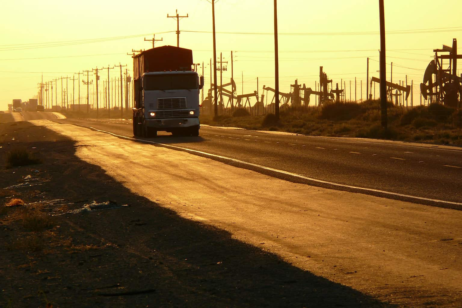 Photo of Could driver shortage spill into the oil markets and slow the boom?