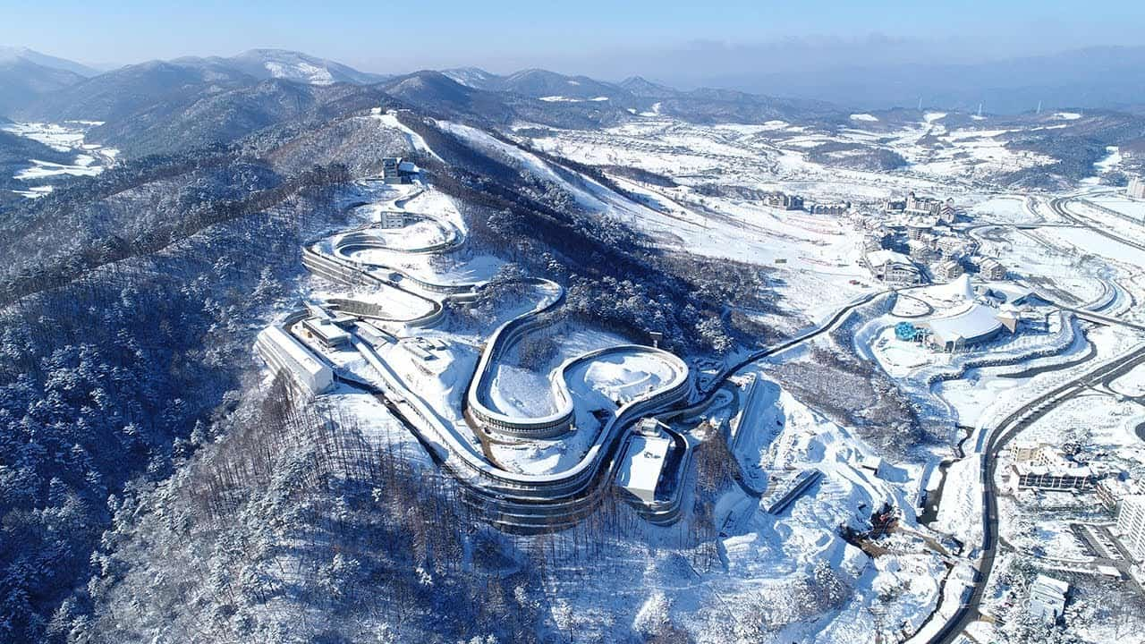 Photo of The logistics of the 2018 PeongChang Winter Games
