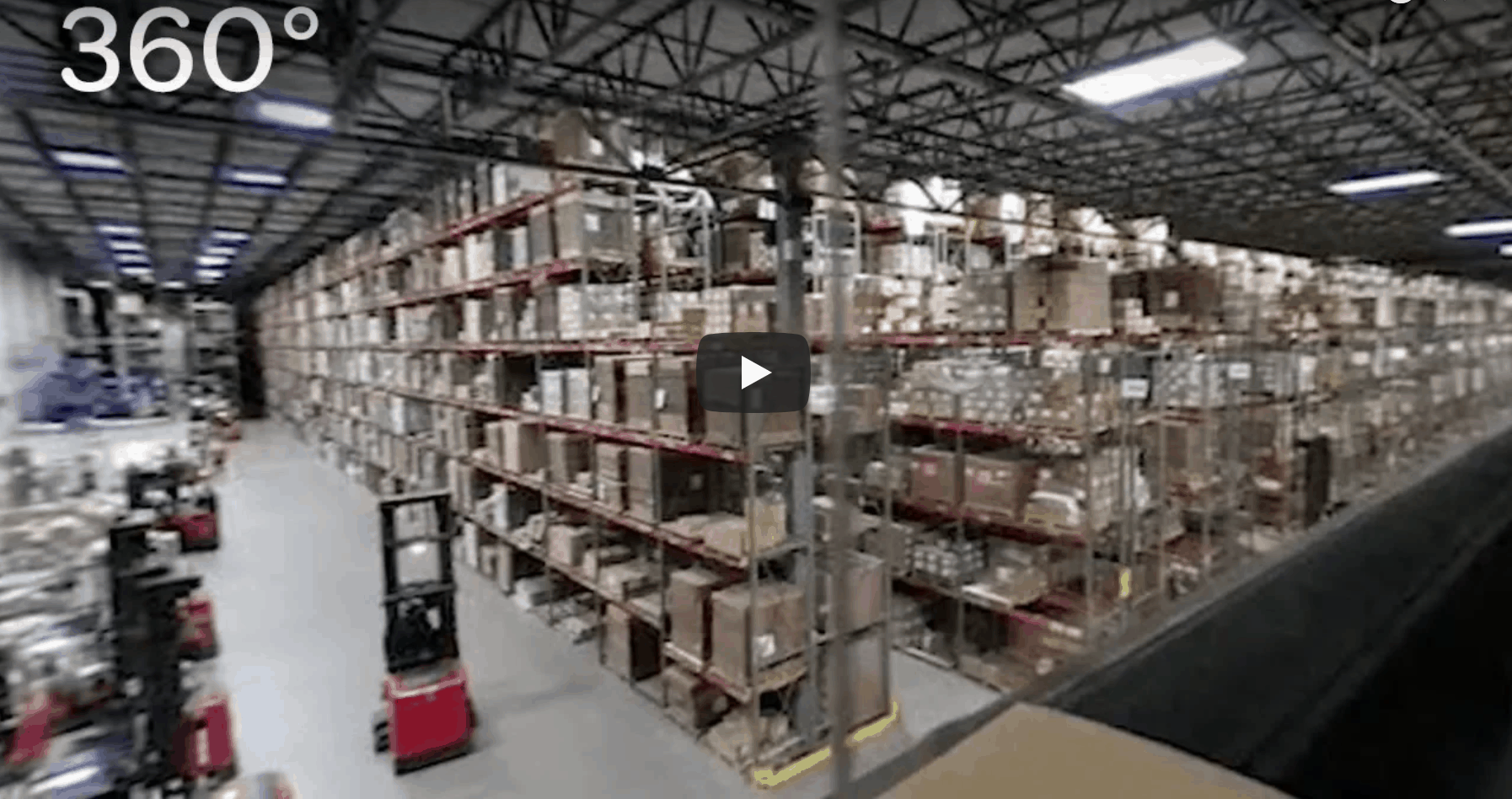 360 Video: Inside a book distribution warehouse - FreightWaves