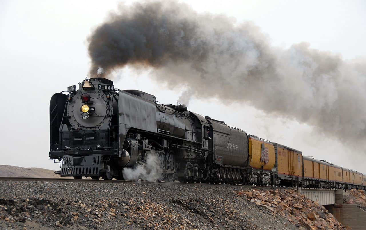 Photo of Inside Union Pacific's march to 55% OR