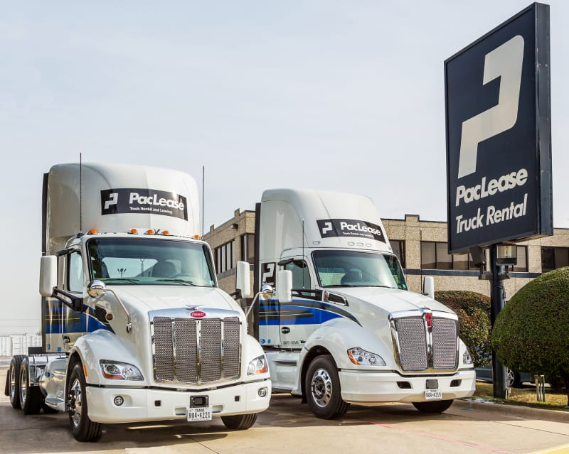 Strong growth in rental vehicles at PacLease in 2017 has continued in early 2018. Penske Logistics also says there has been an increase in interest in dedicated operations, perhaps indicating that the tight capacity has many fleets and shippers looking for new options.