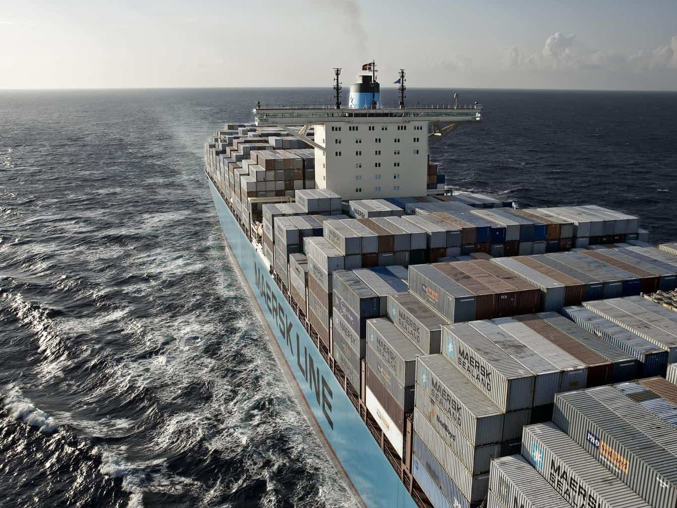 Why Maersk needs a longer piece of the supply chain - FreightWaves