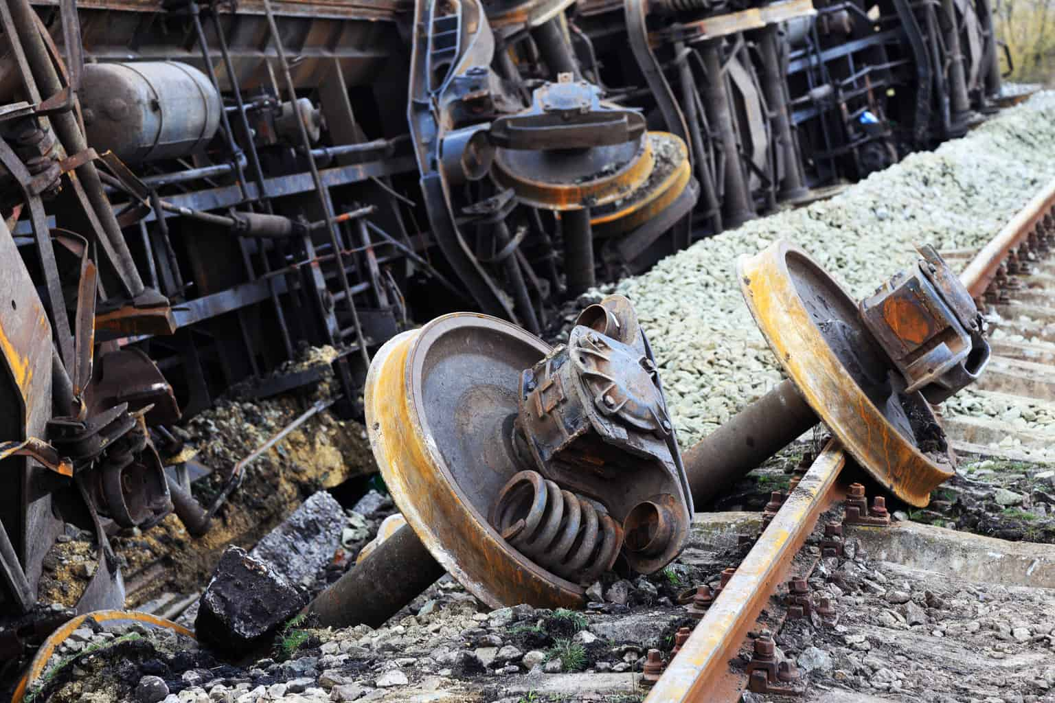 Photo of Alarming spate of rail accidents raises safety concerns