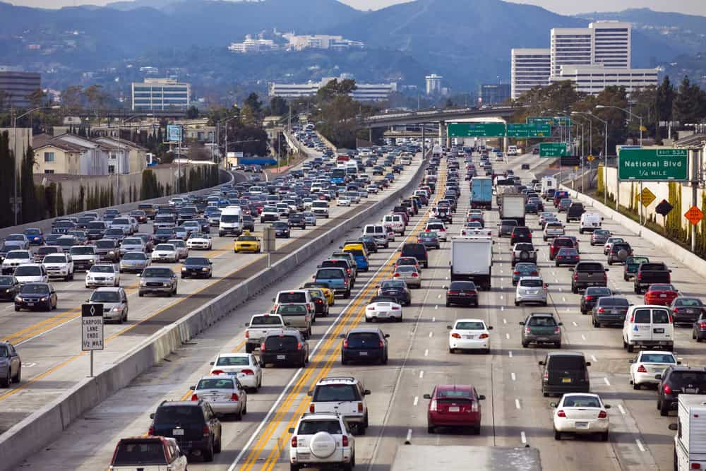 With the best collected data to date, the Reason Foundation examines nationwide highway performance. California ranks in the Bottom Five overall. (Photo: Shutterstock)