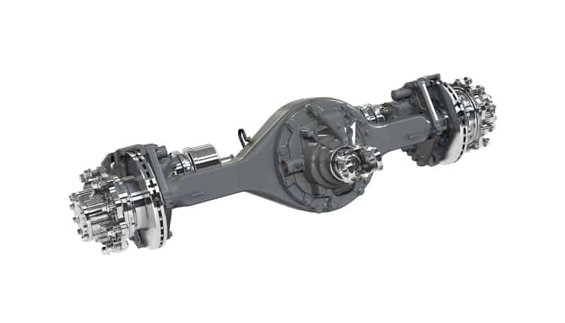 Photo of Dana introduces new axle series, updates tire management system with predictive wear capabilities
