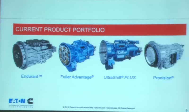 Photo of Eaton talks electrification, future products