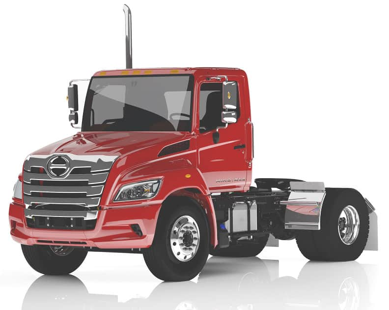 Hino Enters Class 8 Truck Market With XL Series FreightWaves
