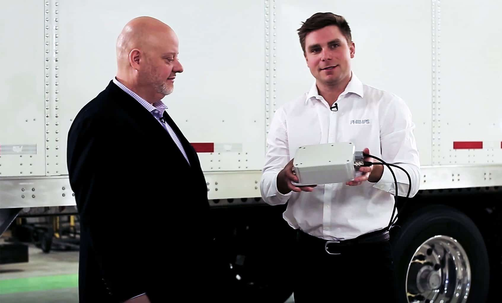 Photo of Phillips Connect Technologies develops a comprehensive IT System to help trucks and trailers communicate