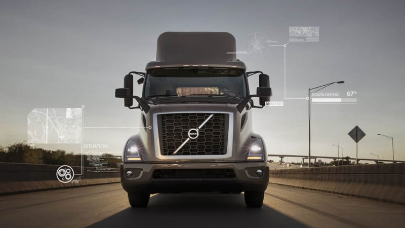 Photo of Volvo's remote programming keeps trucks up and running